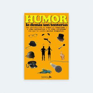 """Portada del libro """"Humor"""""""