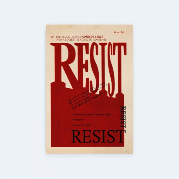 "Cover of book ""Resist"""