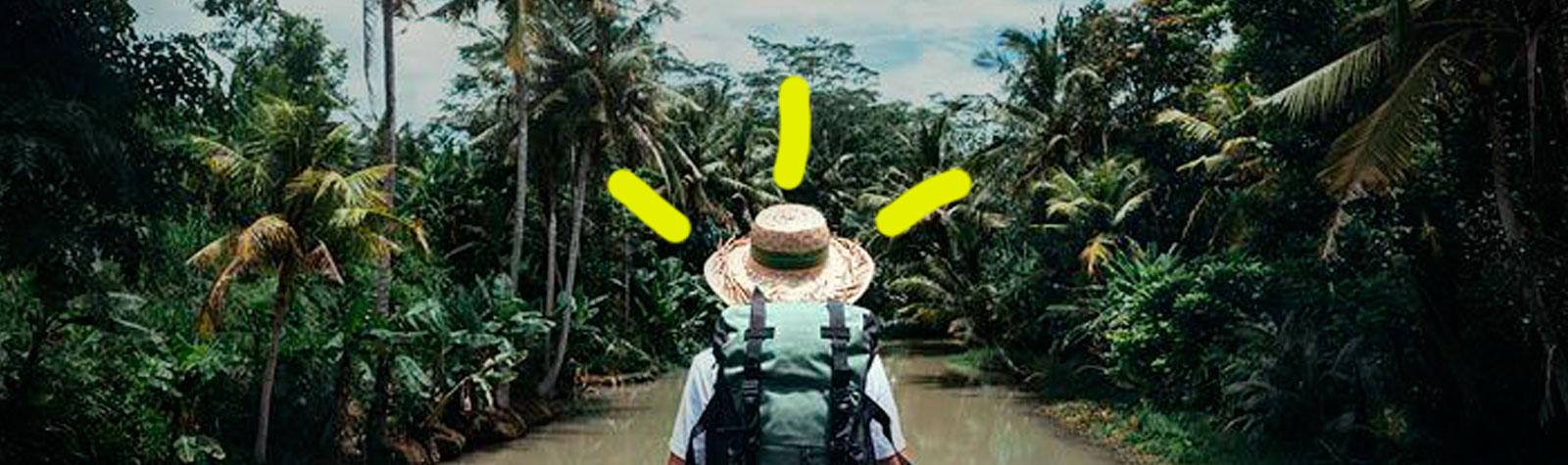 El turismo de los idiotas